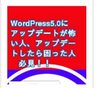 ブロガー・Web担当者・個人サイト所有者のためのWordPress5.0.xの解説書